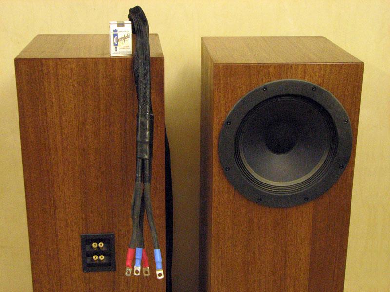 Самодельная рупорная акустика на широкополосных соединений